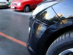 Действия автовладельца при наличии КАСКО если ему поцарапали машину