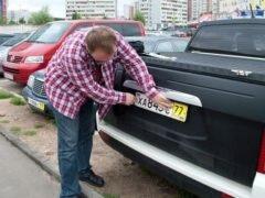 Сколько можно ездить на транзитных номерах в Беларуси