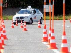 Упражнения на автодроме 2018 — пошаговый план выполнения