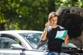 Описание возможностей 4-х сайтов для онлайн проверки автомобилей