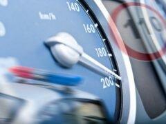 Лишение водительских прав за превышение скорости в России