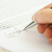 Как написать доверенность от руки образец