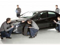 Как страховые компании производят оценку ущерба авто после ДТП