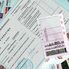 Порядок получения водительского удостоверения после сдачи экзамена в 2018 году