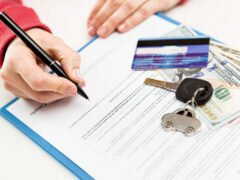 Договор купли-продажи автомобиля в 2018 и 2019 году