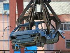 Утилизация авто избавляемся от техники не предоставляя ее сотрудникам ГИБДД